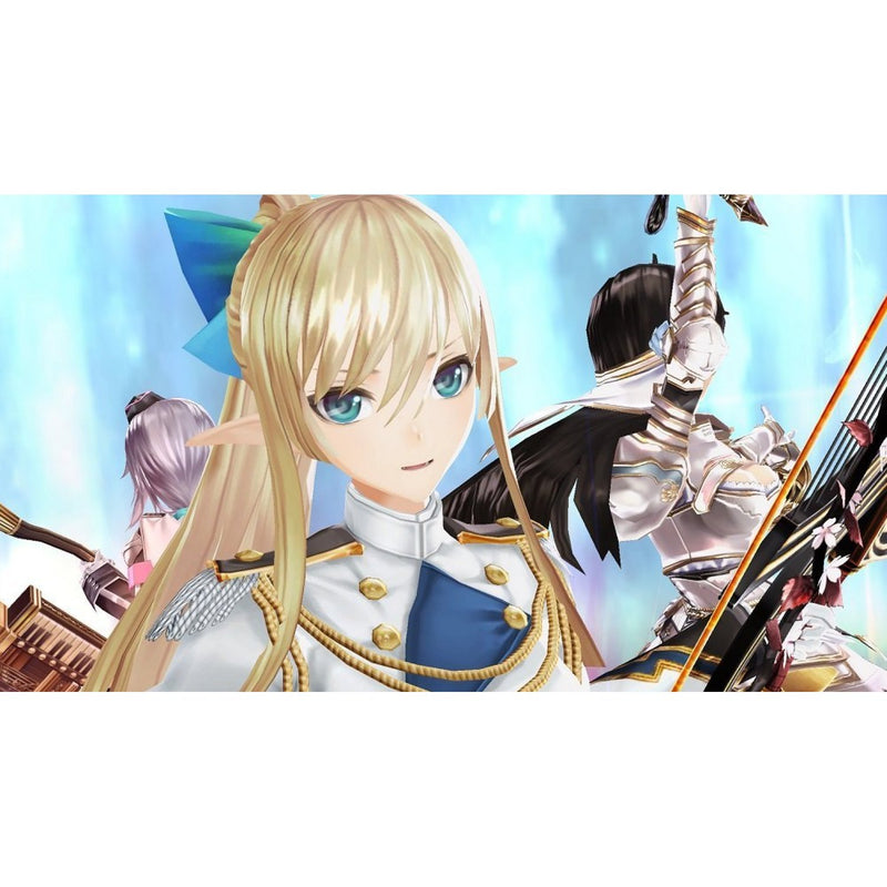 PS4 SHINING RESONANCE REFRAIN REG.3