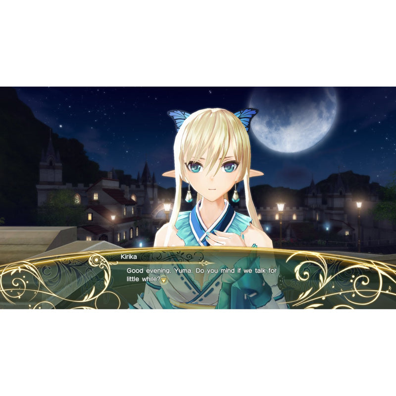 PS4 SHINING RESONANCE REFRAIN DRACONIC LAUNCH EDITION ALL