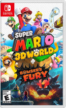 NSW SUPER MARIO 3D WORLD + BOWSERS FURY (MDE)