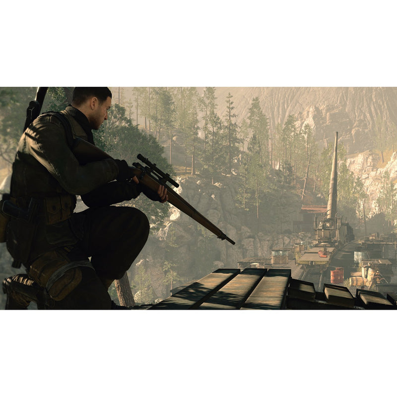 PS4 SNIPER ELITE 4 ALL