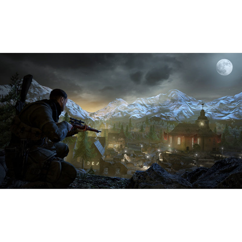 NSW SNIPER ELITE V2 REMASTERED (EU)