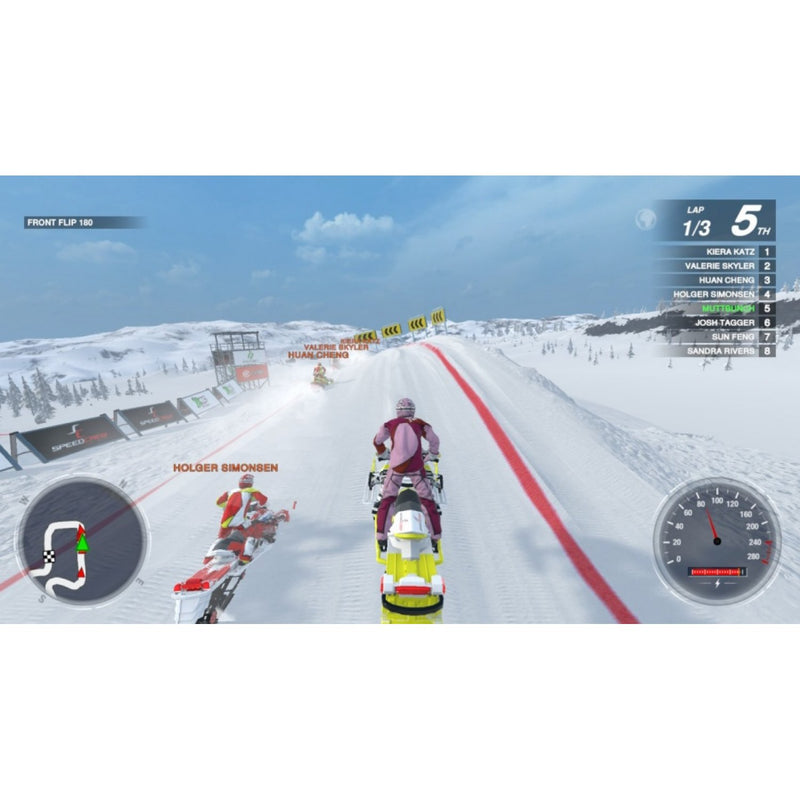 NSW SNOW MOTO RACING FREEDOM US (ENG/FR)