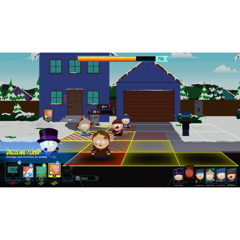NSW SOUTH PARK THE FRACTURED BUT WHOLE (US)