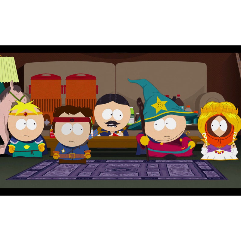 PS4 SOUTH PARK THE STICK OF TRUTH ALL (ENG/FR)
