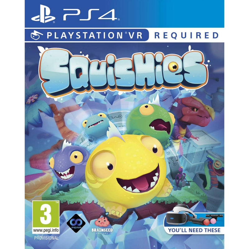PS4 SQUISHIES VR REG.2