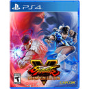 PS4 STREET FIGHTER V CHAMPION EDITION