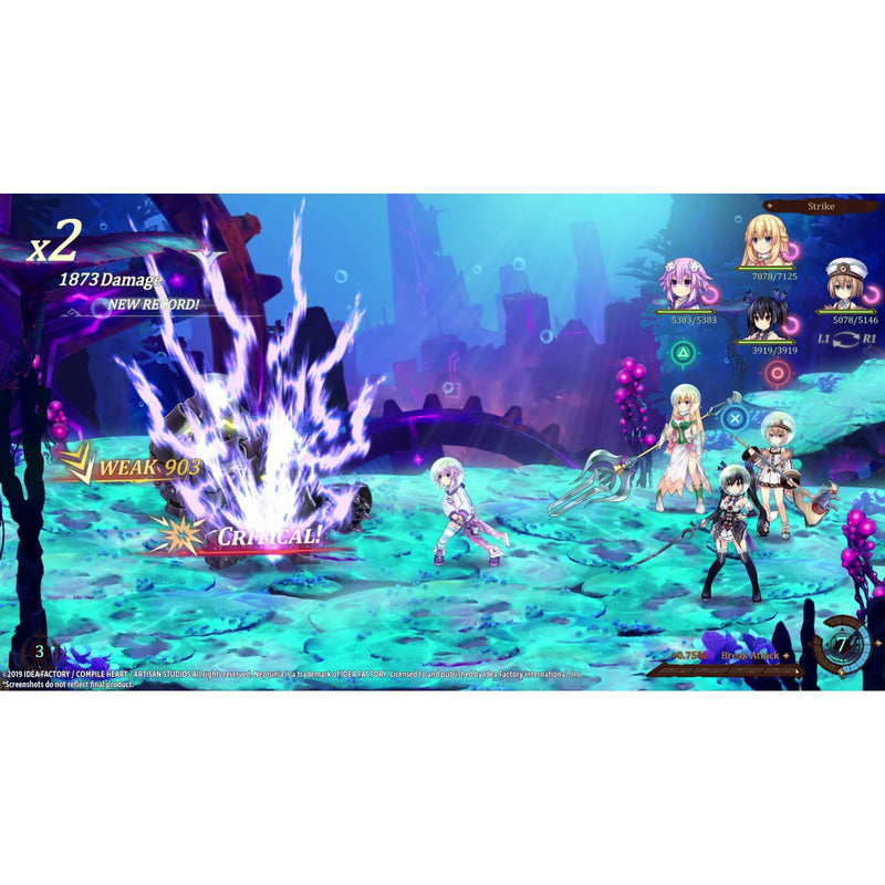 NSW SUPER NEPTUNIA RPG (US) (ENG/FR)