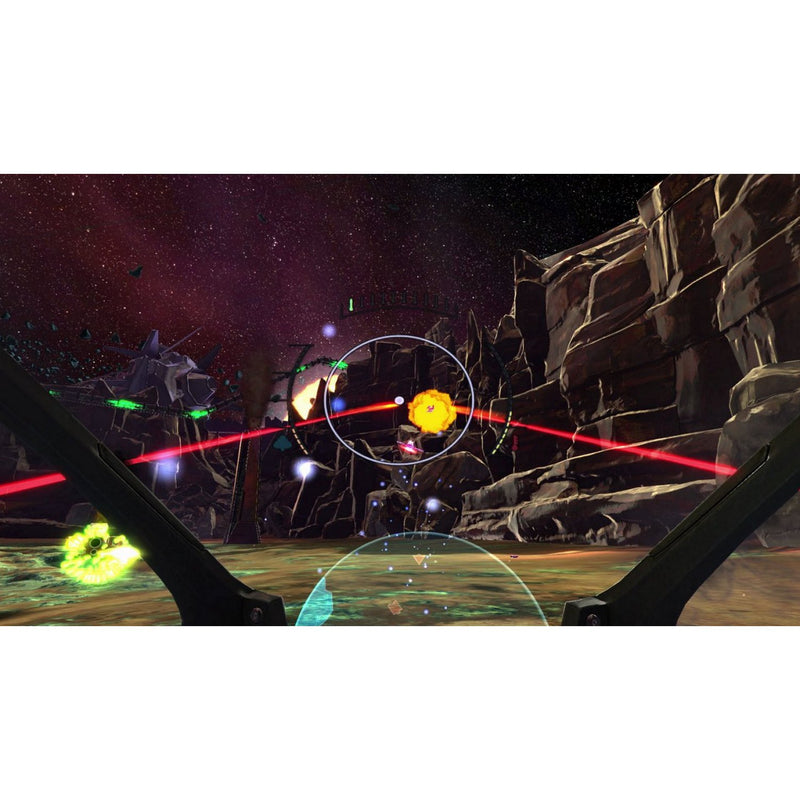 PS4 SUPER STARDUST ULTRA VR REG.2