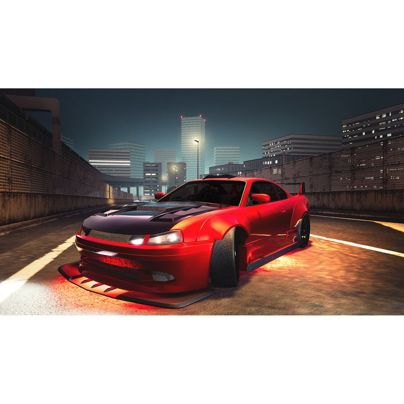 NSW SUPER STREET RACER (US) (ENG/FR)