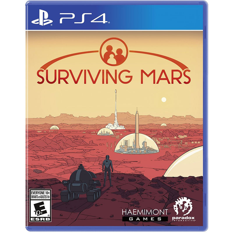 PS4 SURVIVING MARS US ALL (ENG/FR)