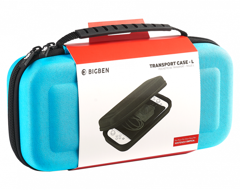 NSW TRANSPORT CASE-L FOR N-SWITCH BLUE (BB2056BLUE)