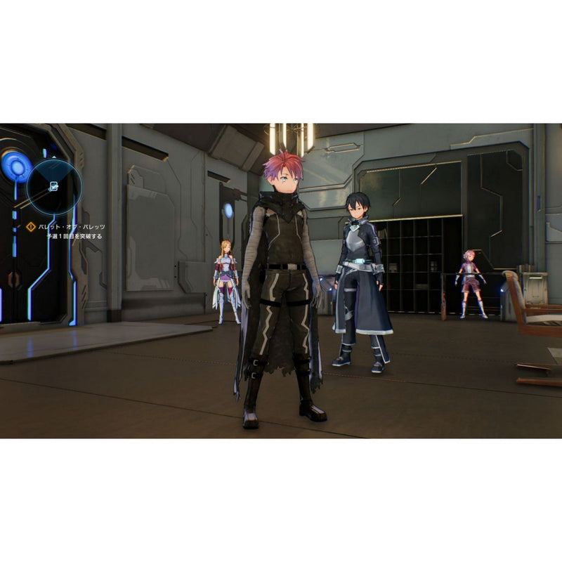 PS4 SWORD ART ONLINE FATAL BULLET ALL (ENG/FR/SP)