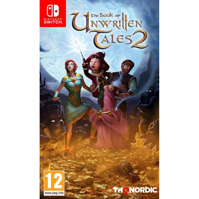 NSW THE BOOK OF UNWRITTEN TALES 2 (EU)