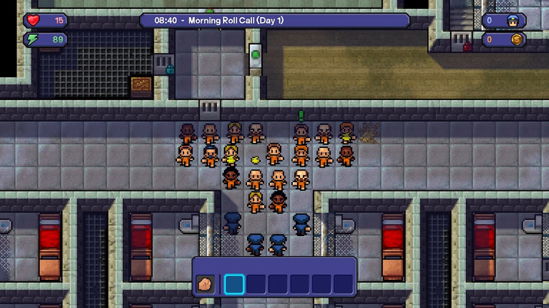 NSW THE ESCAPISTS COMPLETE EDITION (US)