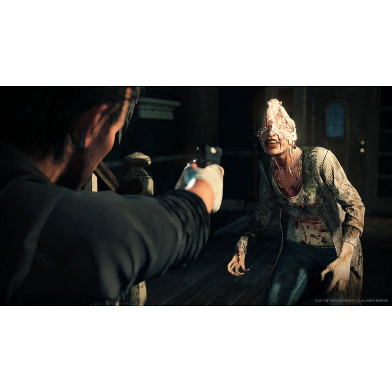 PS4 THE EVIL WITHIN 2 ALL