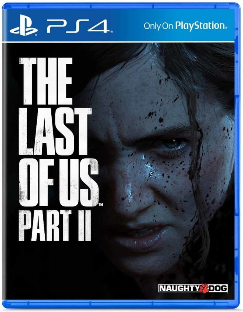 PS4 THE LAST OF US PART II [STANDARD EDITION]