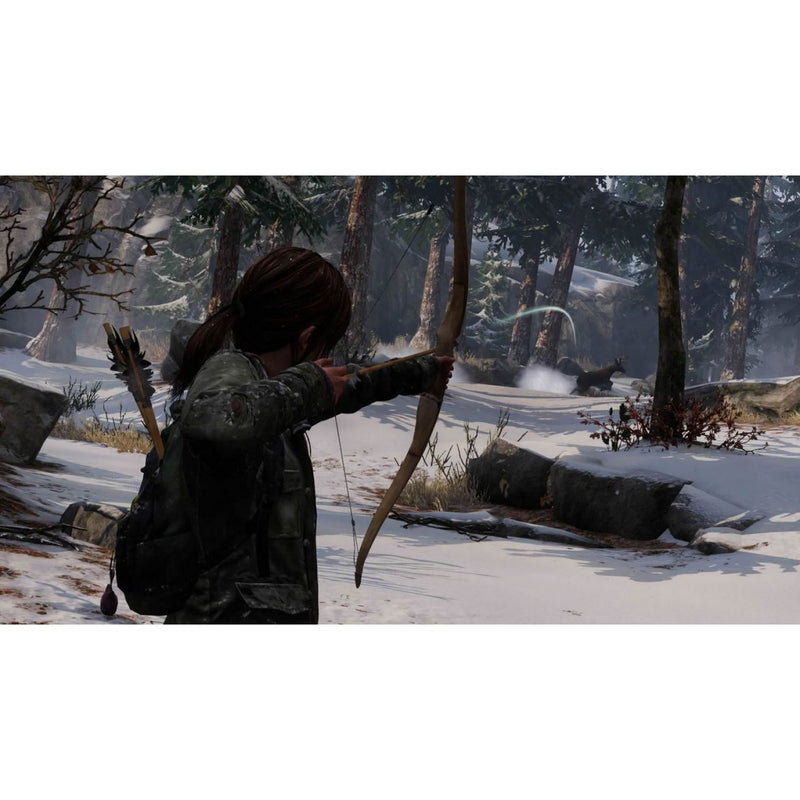 PS4 THE LAST OF US REMASTERED ALL (ASIAN) PLAYSTATION HITS