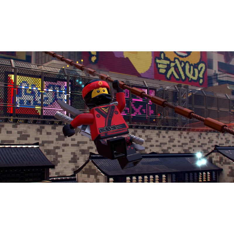 NSW THE LEGO NINJAGO MOVIE VIDEOGAME (US) (ENG/SP)