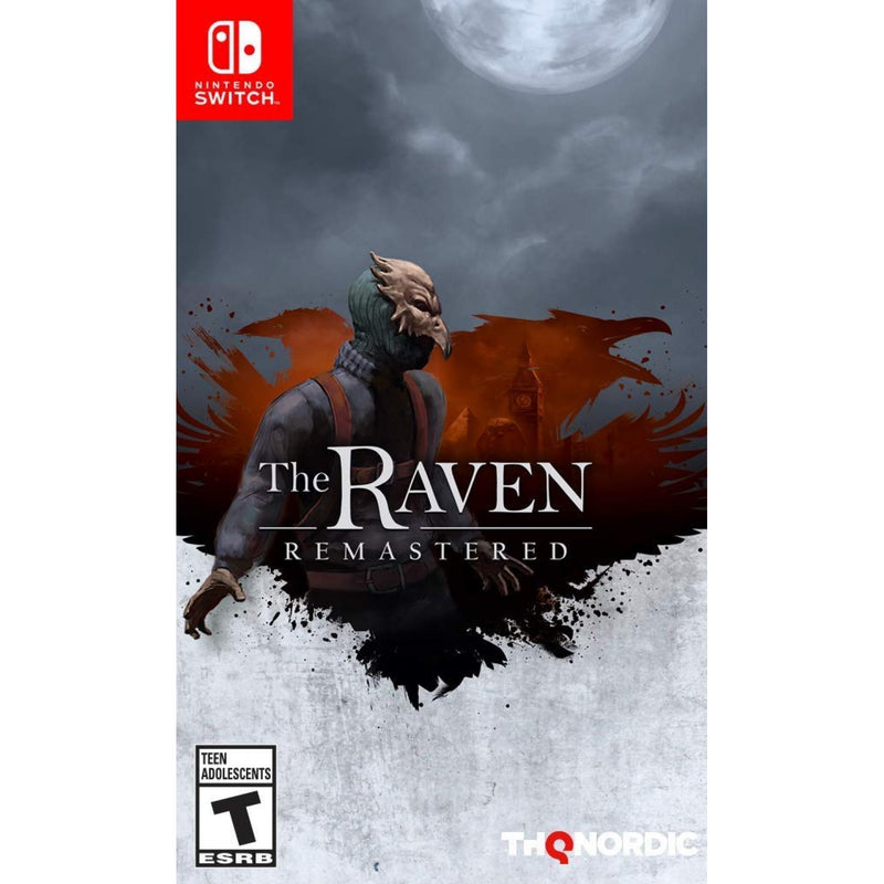 NSW THE RAVEN REMASTERED (US) ENG/FR