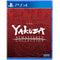 PS4 THE YAKUZA REMASTERED COLLECTION ALL (ENG/FR)