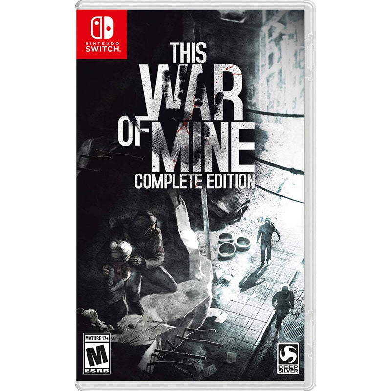 NSW THIS WAR OF MINE COMPLETE EDITION (US) (ENG/FR)