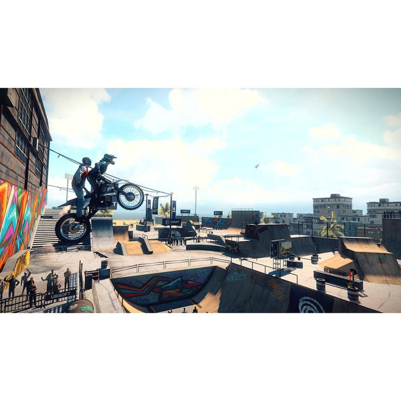 NSW TRIALS RISING GOLD EDITION (US) (ENG/FR/SP)