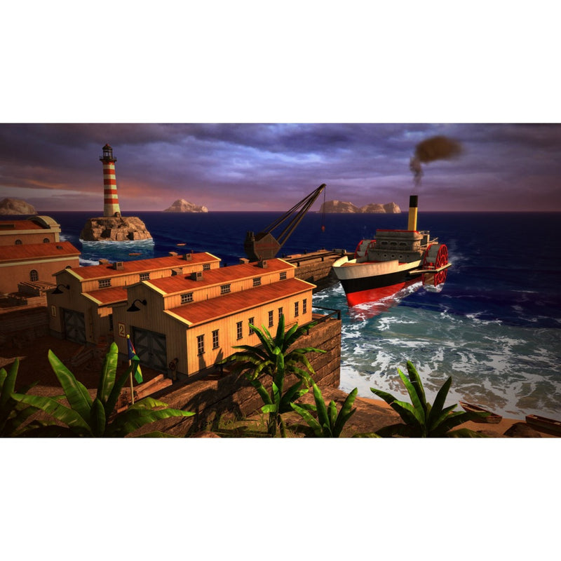 PS4 TROPICO 5 ALL