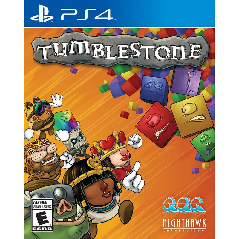 PS4 TUMBLESTONE ALL