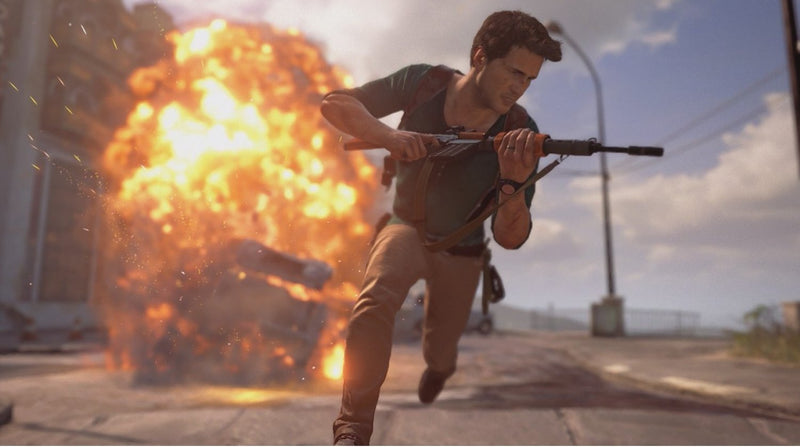 PS4 UNCHARTED 4 A THIEFS END ALL (ASIAN) PLAYSTATION HITS