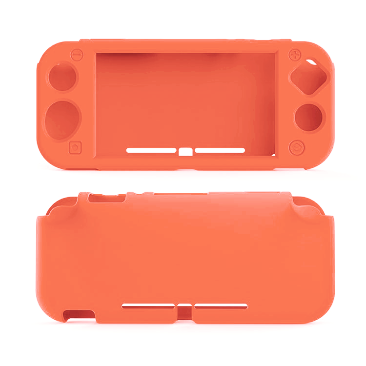 DOBE NSW SILICON CASE SILICON MATERIAL CORAL FOR N-SWITCH LITE (TNS-19073)