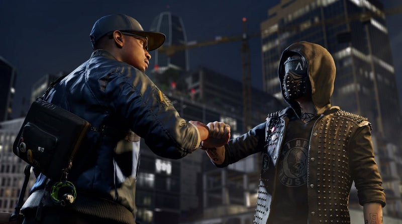 PS4 WATCH DOGS 2 REG.3 (ENG/TC VER) PLAYSTATION HITS