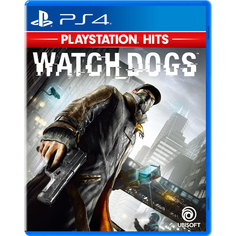 PS4 WATCH DOGS REG.3 PLAYSTATION HITS