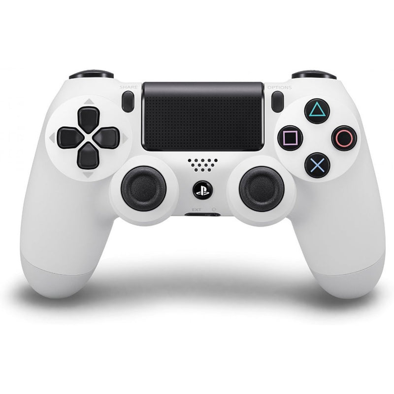 PS4 DUALSHOCK 4 WIRELESS CONTROLLER GLACIER WHITE (ASIAN) (CUH-ZCT2G13)