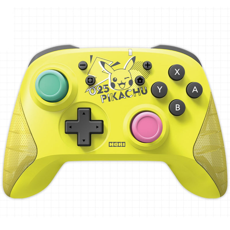 HORI NSW WIRELESS HORIPAD PIKACHU-POP FOR N-SWITCH/SWITCH LITE (NSW-258A)