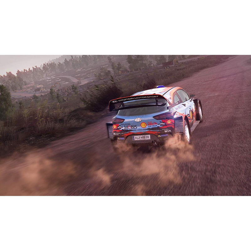 NSW WRC 8 THE OFFICIAL GAME COLLECTORS EDITION (EU)