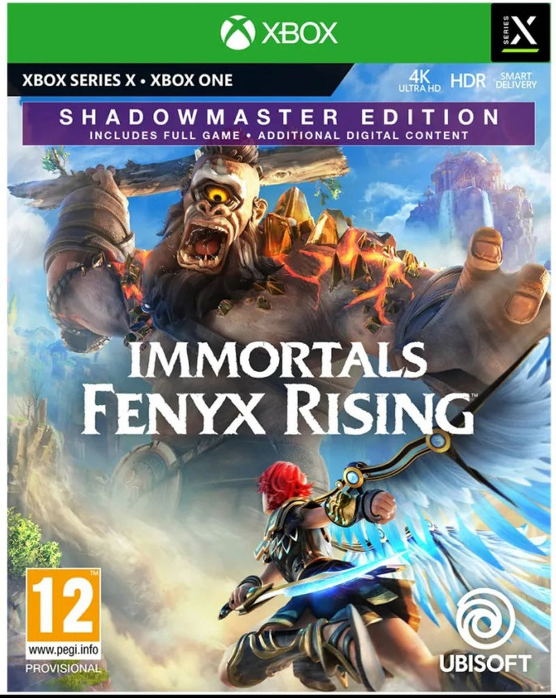 XBOXSX/XONE IMMORTALS FENYX RISING SHADOWMASTER EDITION (EU)