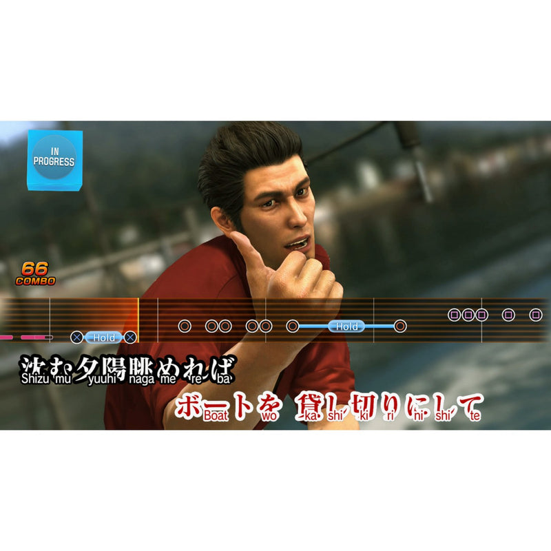 PS4 YAKUZA 6 THE SONG OF LIFE ESSENSE OF ART EDITION ALL
