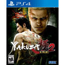 PS4 YAKUZA KIWAMI 2 ALL