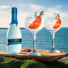 Load image into Gallery viewer, x2 Tarquin's Limited Edition Clear Copa Gin Glasses