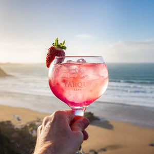 Tarquin's Hibiscus and Lemon Gin