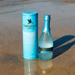 Tarquin's Handcrafted Cornish Dry Gin In Presentation Gift Tin