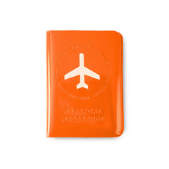 Leo by Heys - Travel Passport Case - Orange