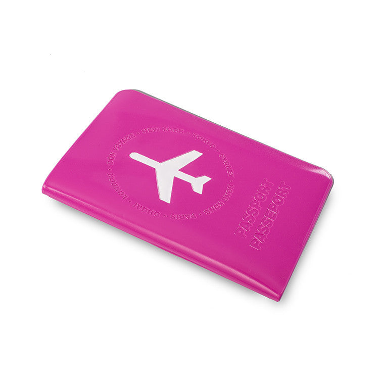 Leo by Heys - Travel Passport Case - Fuchsia