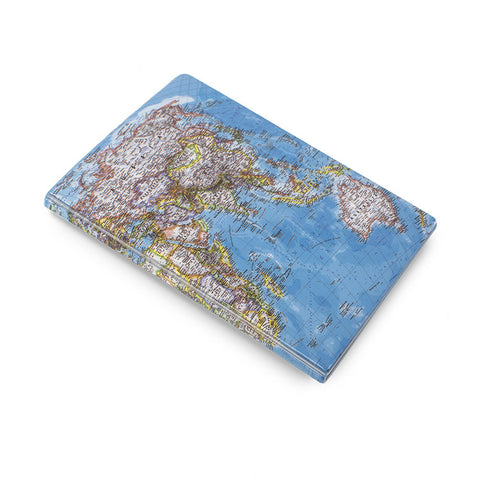 Leo by Heys - Fashion Passport Case - World Map