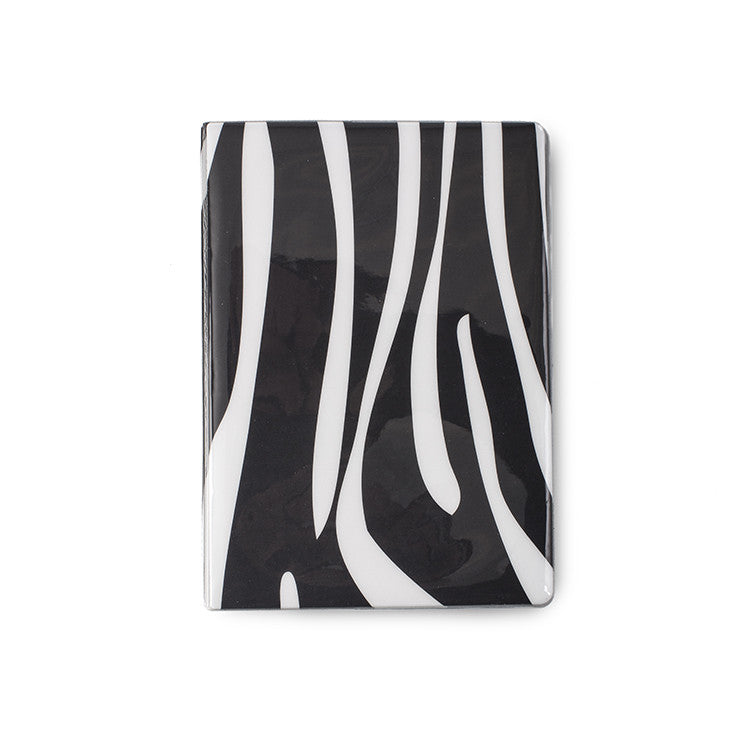 Leo by Heys - Fashion Passport Case - Zebra