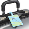 Leo by Heys - Custom Luggage Tag - Airplane