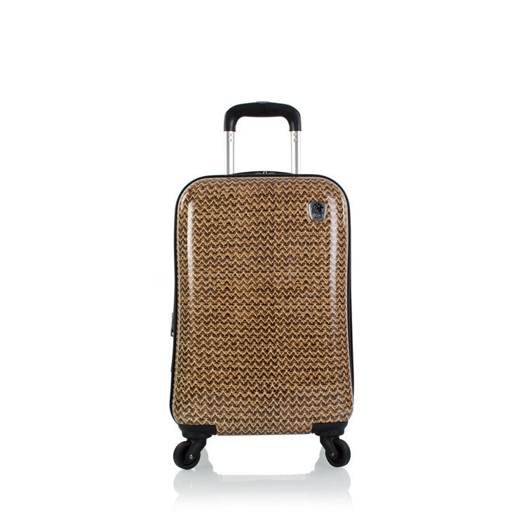 "Leo by Heys - FX Tweed 21"" - Brown"