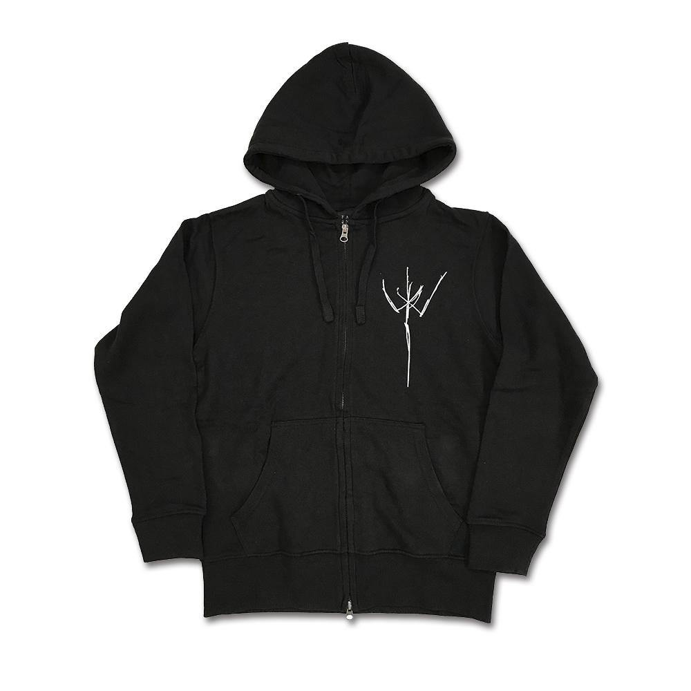 A/N Double Zip Hoodie (XXL only)