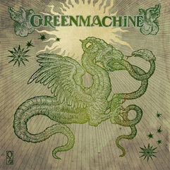 GREENMACHiNE CD