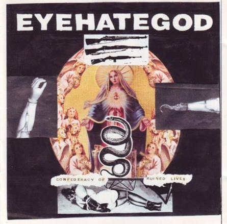 Eyehategod / Confederacy Of Ruined Lives (pre-order 3/10)